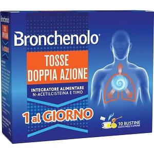 BRONCHENOLO TOSSE DOPPIA AZIONE BUSTINE - farmaventura.it