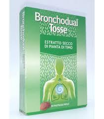 Bronchodual Tosse 20 Pastiglie Molli - Farmacento