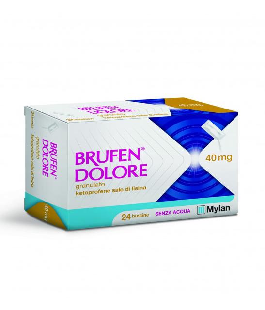 BRUFEN DOLORE*OS 24BUST 40MG - sapofarma.it