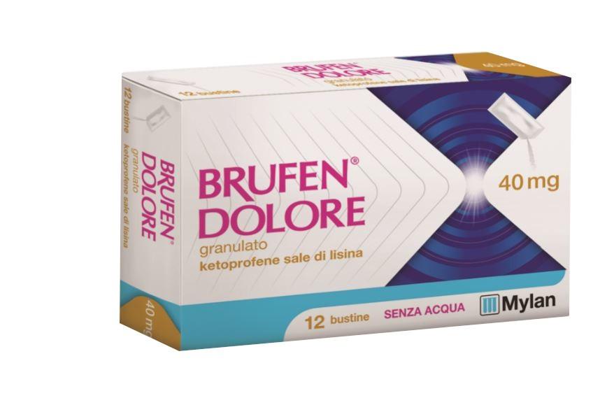 BRUFEN DOLORE*OS 12BUST 40MG - Speedyfarma.it