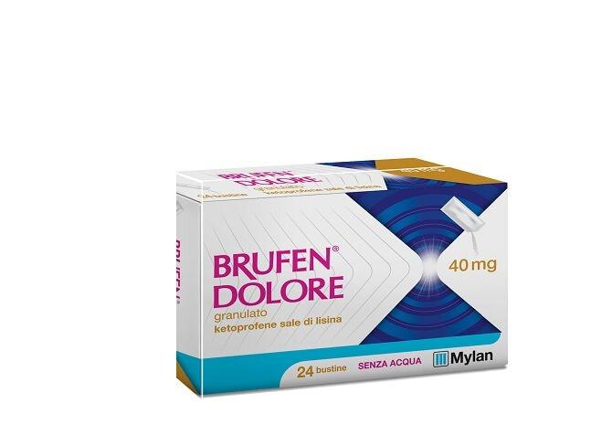 BRUFEN DOLORE*OS 24BUST 40MG - Farmacianuova.eu