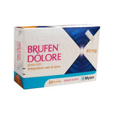 BRUFEN DOLORE*OS 24BUST 40MG - Farmabaleno