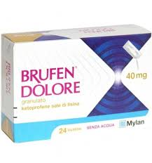 BRUFEN DOLORE*OS 24BUST 40MG - Farmawing