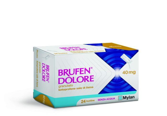 BRUFEN DOLORE*OS 24BUST 40MG - farmasorriso.com