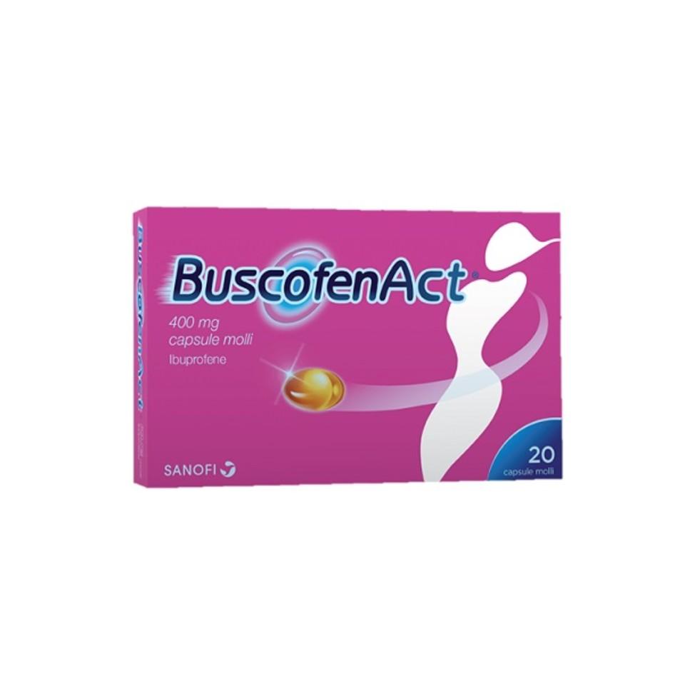BUSCOFENACT*20CPS 400MG - Farmaciapacini.it