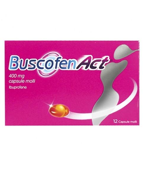 BUSCOFENACT*20CPS 400MG - Farmastar.it
