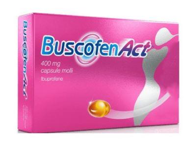 BUSCOFENACT*20CPS 400MG - Farmacia 33
