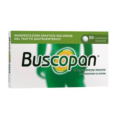BUSCOPAN*30CPR RIV 10MG - farmasorriso.com
