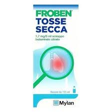 FROBEN TOSSE SECCA*SCIR 125ML - farmaventura.it