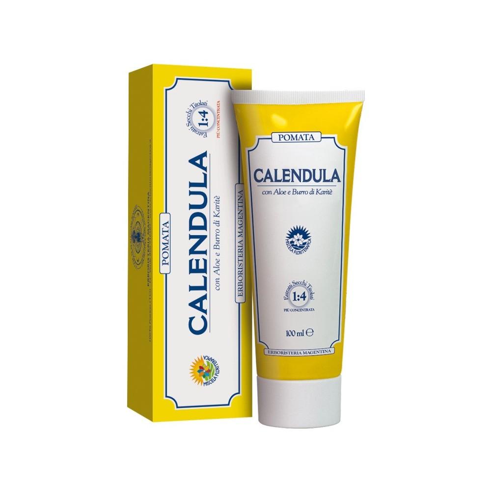 CALENDULA POMATA 100ml - Iltuobenessereonline.it