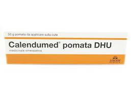 CALENDUMED POMATA DHU 50 G - farmaciafalquigolfoparadiso.it