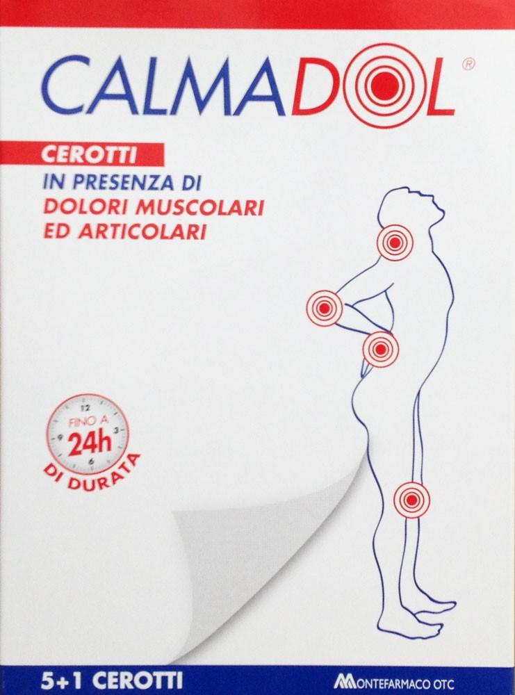 CALMADOL CEROTTO - Speedyfarma.it