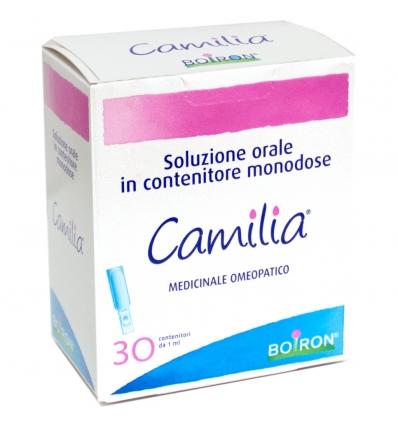 CAMILIA*OS SOLUZ 30FL 1ML - Farmacento