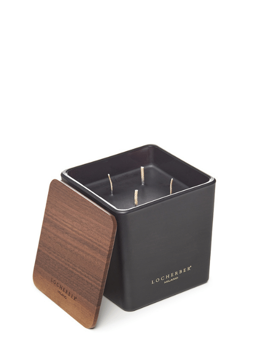 Candela Locherber Milano Fragranza Black Karthago 500 g - keintegratore.com