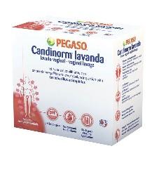 CANDINORM LAVANDA VAGINALE 4 FLACONE 10 ML + 4 STICK PACK MONODOSE 1,5 G + 4 APPLICATORI STERILI MONOUSO - Farmacia33
