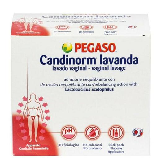 CANDINORM LAVANDA VAGINALE 4 FLACONE 10 ML + 4 STICK PACK MONODOSE 1,5 G + 4 APPLICATORI STERILI MONOUSO - Parafarmacia Tranchina