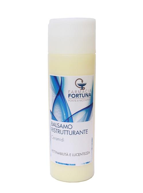 TuaFarmaonLine Balsamo Ristrutturante Ceramidi Pettinabilità E Lucentezza 200 ml - La tua farmacia online