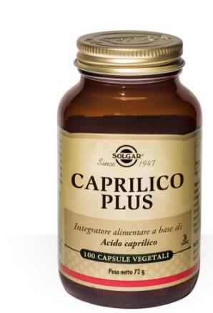 CAPRILICO PLUS 100 CAPSULE - Farmafirst.it