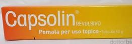 CAPSOLIN REVULSIVO crema - Farmawing