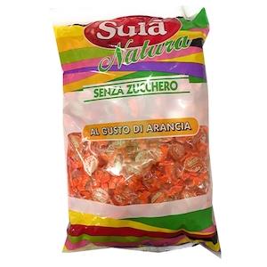 Caramelle Arancia senza Zucchero 1kg - Sempredisponibile.it