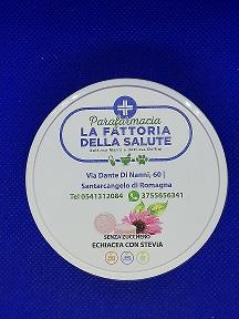 CARAMELLE ECHINACEA SCATOLA LATTA 50 G - Parafarmacia la Fattoria della Salute S.n.c. di Delfini Dott.ssa Giulia e Marra Dott.ssa Michela