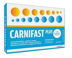 Carnidyn fast 20 Bustine - Zfarmacia