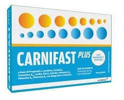 CARNIDYN FAST MAGNESIO/POTASSIO 20 BUSTINE - FarmaHub.it