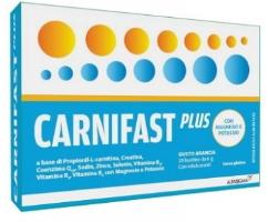 CARNIDYN FAST MAGNESIO/POTASSIO 20 BUSTINE - Farmaciacarpediem.it