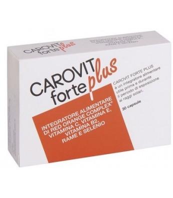 CAROVIT FORTE PLUS 30 CAPSULE  - FARMAPRIME