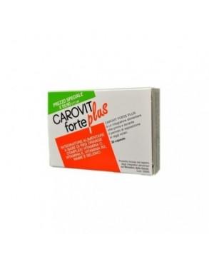 CAROVIT FORTE PLUS 30 CAPSULE TAGLIO PREZZO - Farmabenni.it