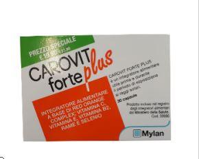 CAROVIT FORTE PLUS 30 CAPSULE  - Zfarmacia