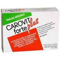 CAROVIT FORTE PLUS 30 CAPSULE TAGLIO PREZZO - FarmaHub.it