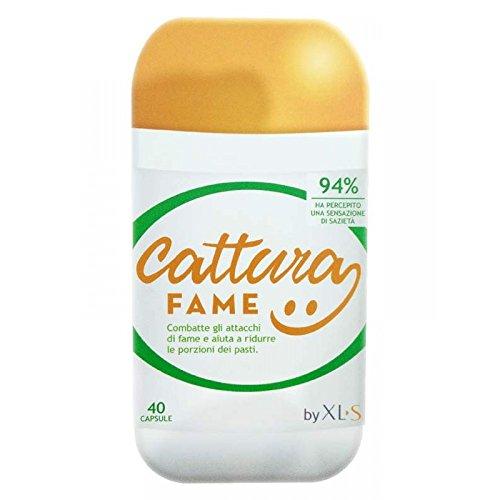 CATTURA FAME BY XLS 40 CAPSULE - Zfarmacia