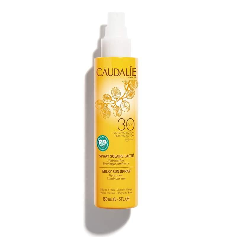 CAUDALIE CREMA SOLARE SPRAY SPF 30 - Farmacento