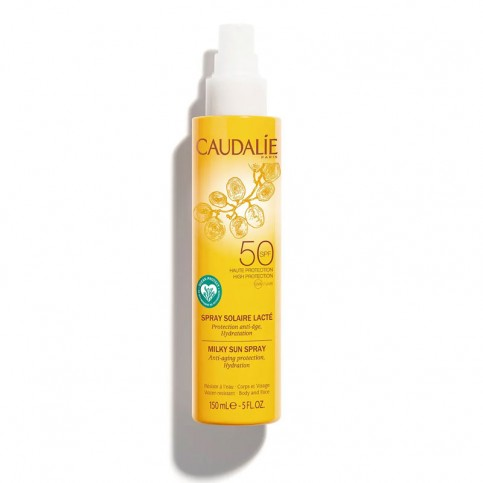 CAUDALIE LATTE SOLARE SPRAY SPF 50 - Farmawing