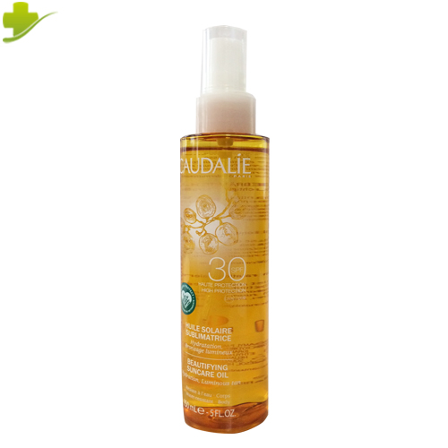 CAUDALIE OLIO SOLARE SPRAY ABBRONZANTE SPF 30 150 ML - Farmastar.it