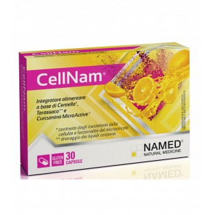 NAMED CELLNAM 30 CAPSULE - Farmastar.it