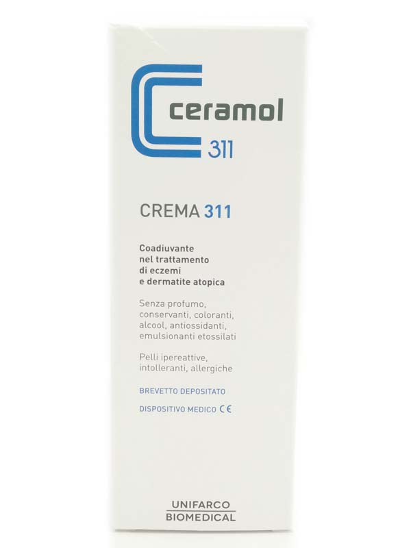 Ceramol Crema 311 200ml - Zfarmacia