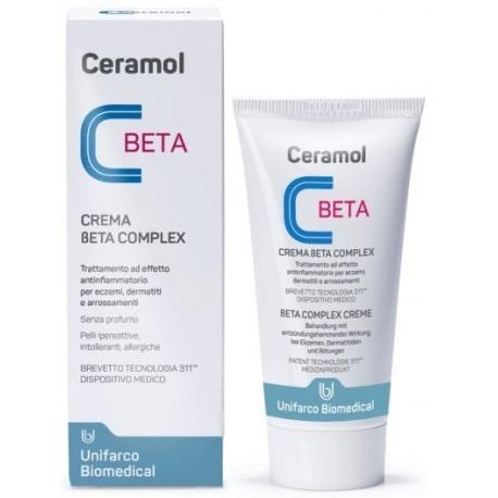 CERAMOL CREMA BETACOMPLEX 50 ML - Farmastar.it