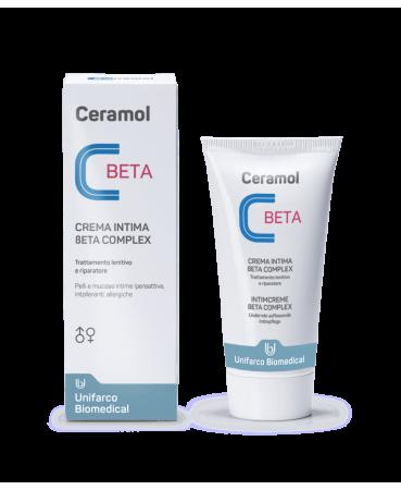 CERAMOL CREMA INTIMA BETA 50 ML - Farmastar.it