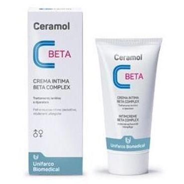 CERAMOL CREMA INTIMA 50 ML - Zfarmacia