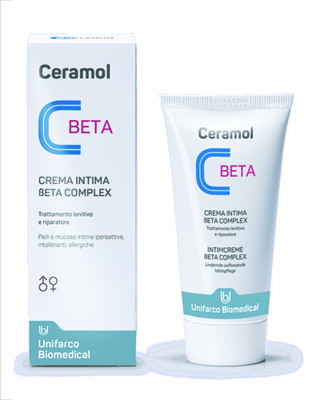 Ceramol Crema Intima Beta Complex 50 ml - latuafarmaciaonline.it