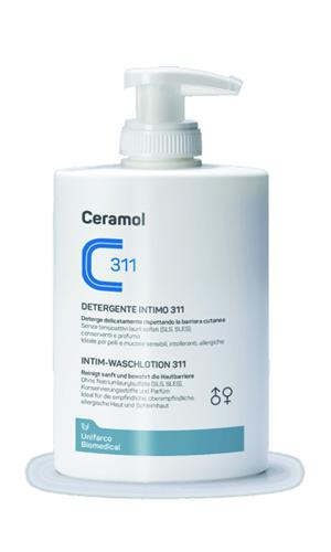 Ceramol 311 Detergente Intimo 250 ml - latuafarmaciaonline.it
