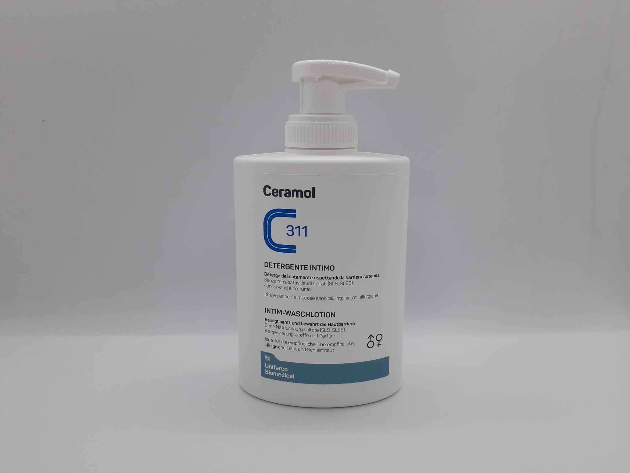 CERAMOL DETERGENTE INTIMO 250 ML - Farmaciaempatica.it