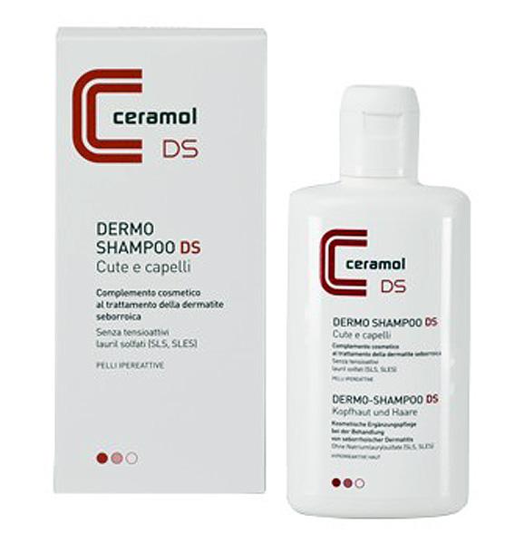 Ceramol Dermo Shampoo Ds Corpo e Capelli 200 ml - latuafarmaciaonline.it
