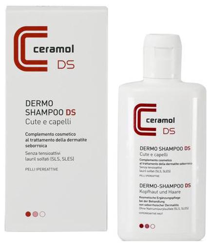 CERAMOL DS DERMO SHAMPOO 200 ML - Farmacia Centrale Dr. Monteleone Adriano