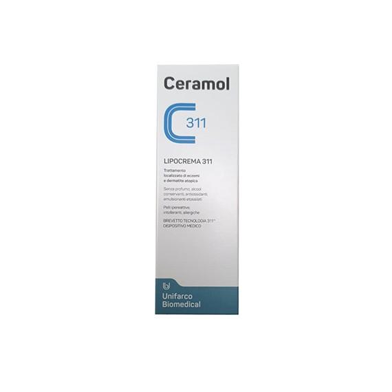 Ceramol Lipocrema 311 100ml - Arcafarma.it