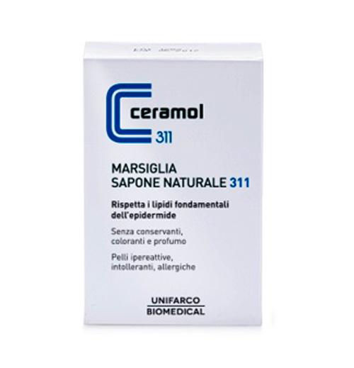 Ceramol Sapone Marsiglia Naturale 100g - latuafarmaciaonline.it