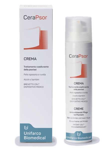 Cerapsor Crema Trattamento Psoriasi 100 ml - latuafarmaciaonline.it