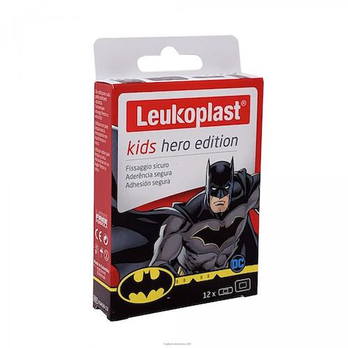 Cerotti Leukoplast Kids Hero Edition 12 Pezzi - Arcafarma.it